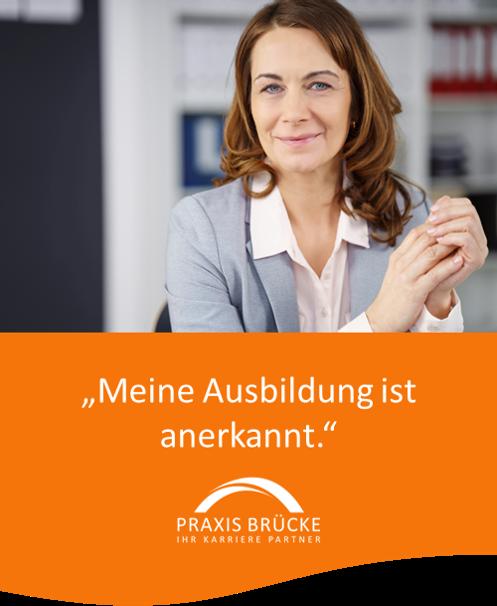 anerkannte Ausbildung bei Praxis-Brücke AG