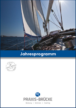 Praxis-Brücke Jahresprogramm Titel