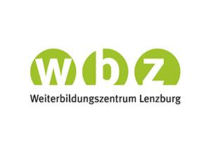 Logo wbz Weiterbildungszentrum Lenzburg