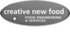 Logo creativ new food